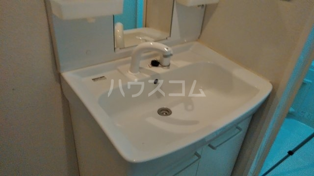 アルバ ソーレ KS 01020号室の洗面所