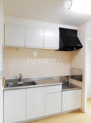 ヴィラ・立川 01010号室のキッチン