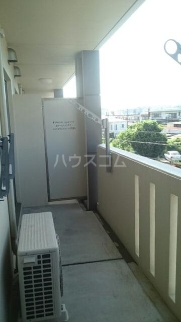 ヒルズ・浩 04040号室のバルコニー