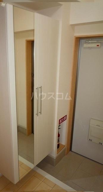 ヒルズ・浩 04040号室の洗面所
