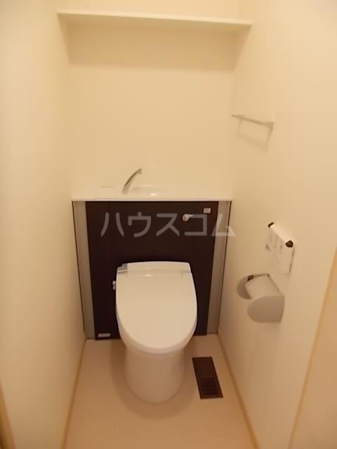 ヒルズ・浩 04040号室のトイレ