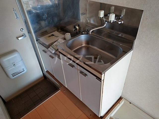 第3ファミリーハイツ 106号室のキッチン