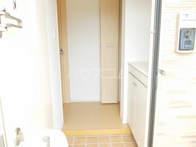 ベッテルⅠ 01010号室の玄関