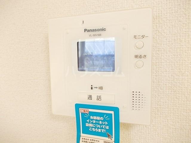 ベッテルⅠ 01010号室のセキュリティ