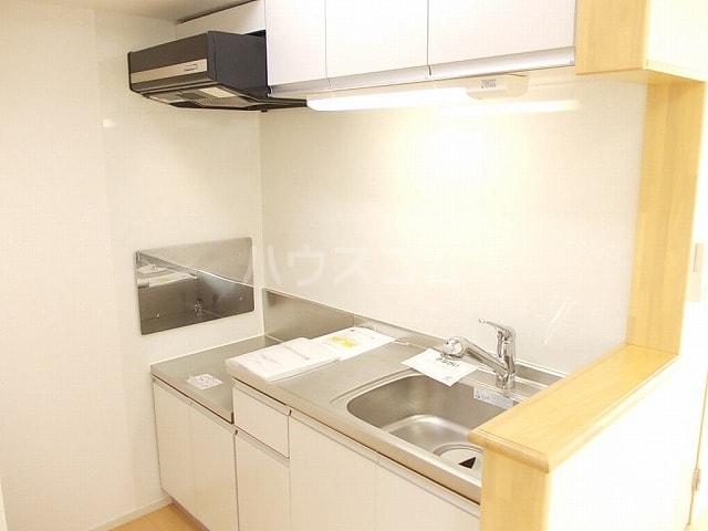 ベッテルⅠ 01010号室のキッチン