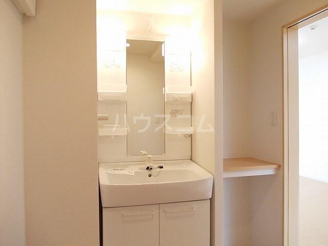 ベッテルⅠ 01010号室の洗面所