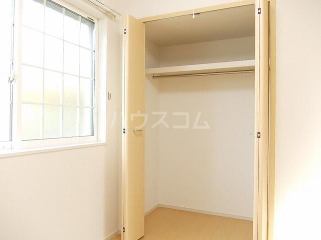 ベッテルⅠ 01010号室の収納