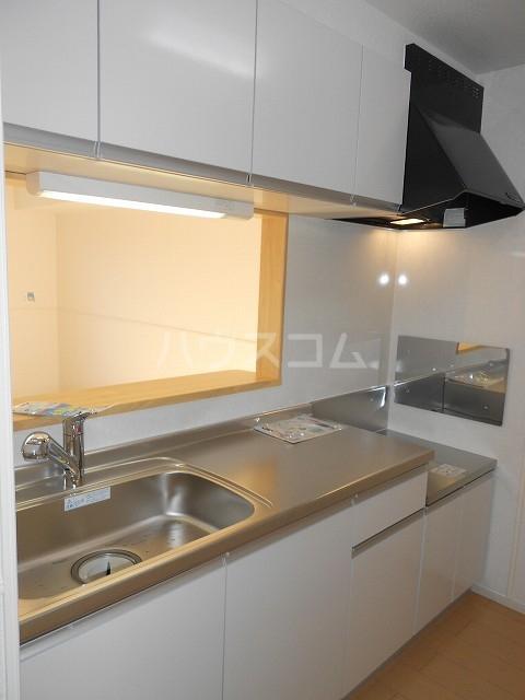 アイリー新瑞 02020号室のキッチン