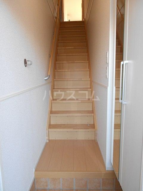 アイリー新瑞 02020号室の玄関