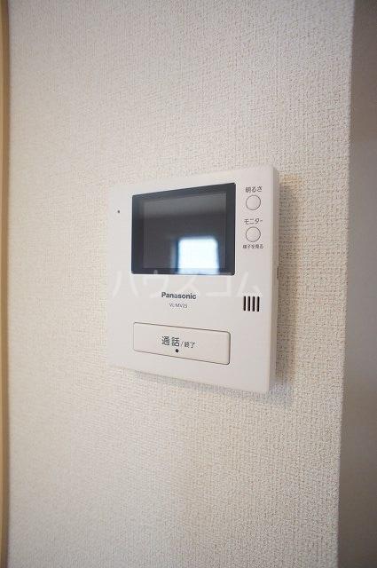 シャルマン M 01020号室のセキュリティ