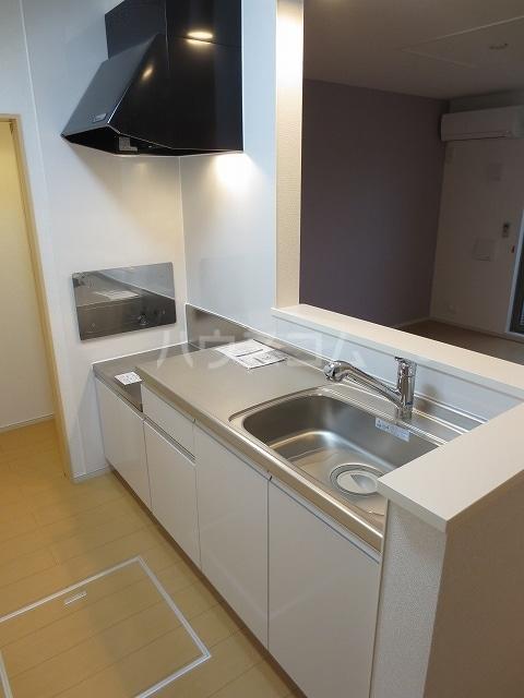 シャルマン M 01020号室のキッチン