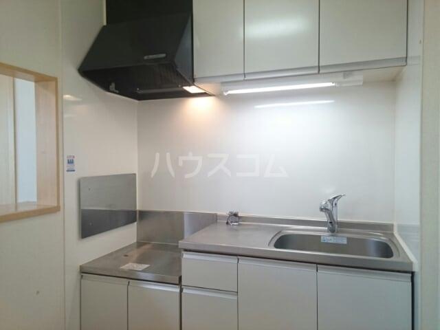 ポライトリー 02010号室のキッチン