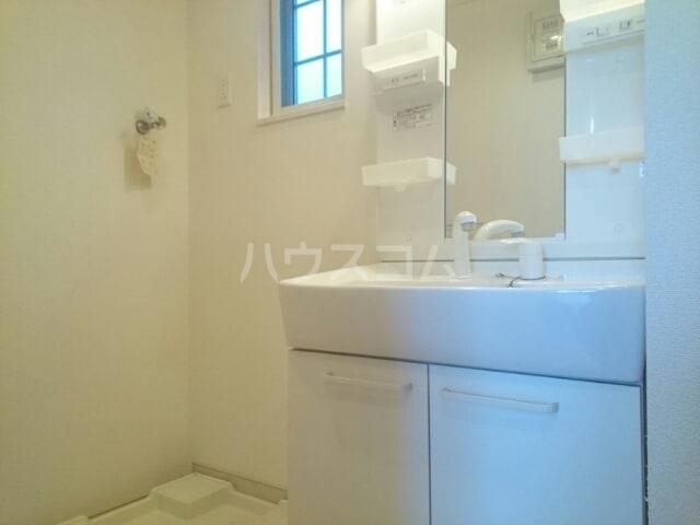 ポライトリー 02010号室の洗面所