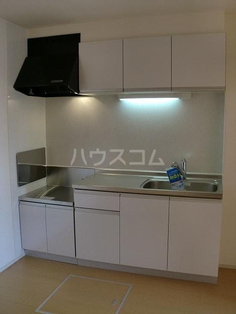 マルベリーⅠ 01020号室のキッチン