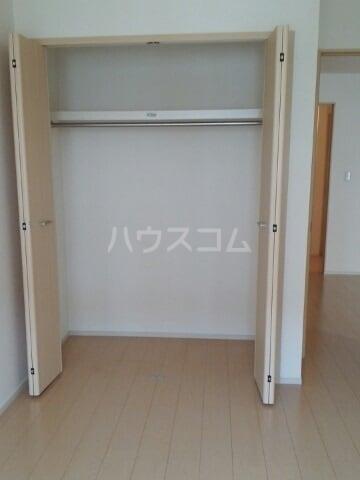 マルベリーⅠ 01020号室の収納