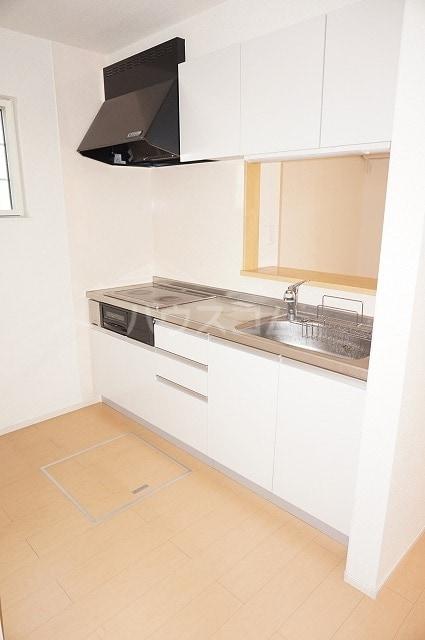 アリストガーデンⅡ 01030号室のキッチン
