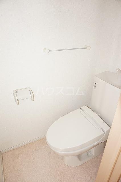 アリストガーデンⅡ 01030号室のトイレ