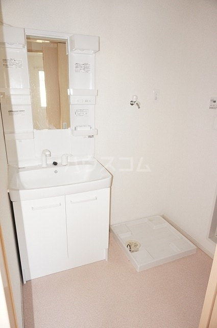 アリストガーデンⅡ 01030号室の洗面所
