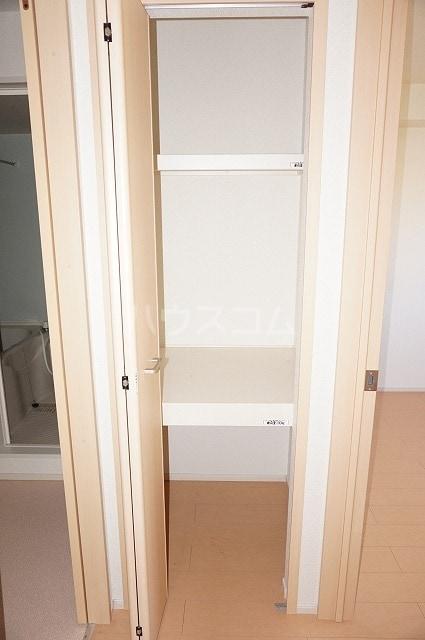 アリストガーデンⅡ 01030号室の収納