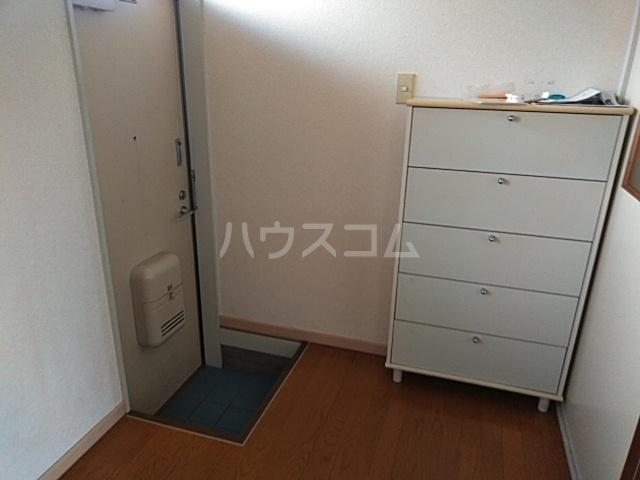 第5ファミリーハイツ 102号室の玄関