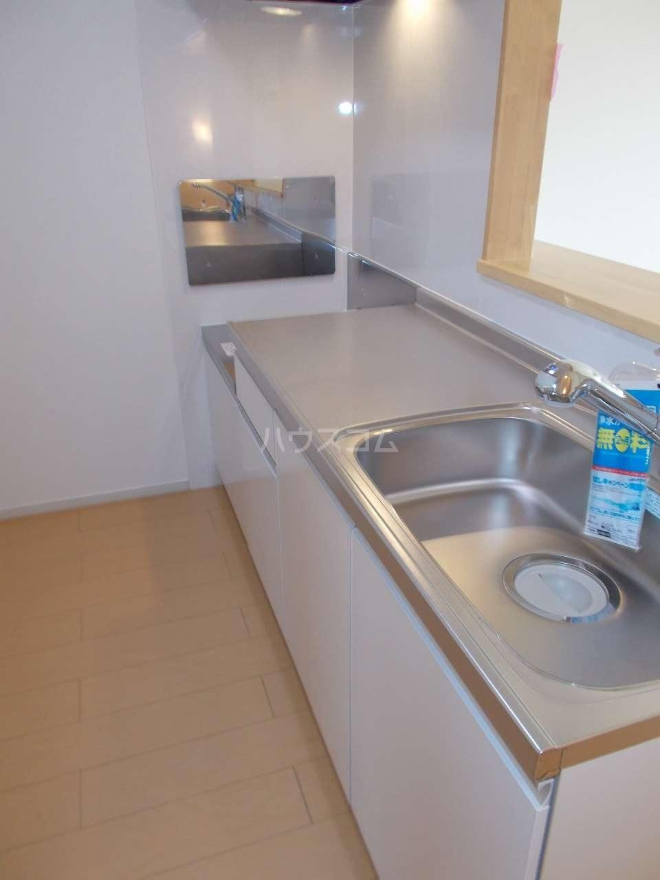 サンパティークMTⅤ 02020号室のキッチン