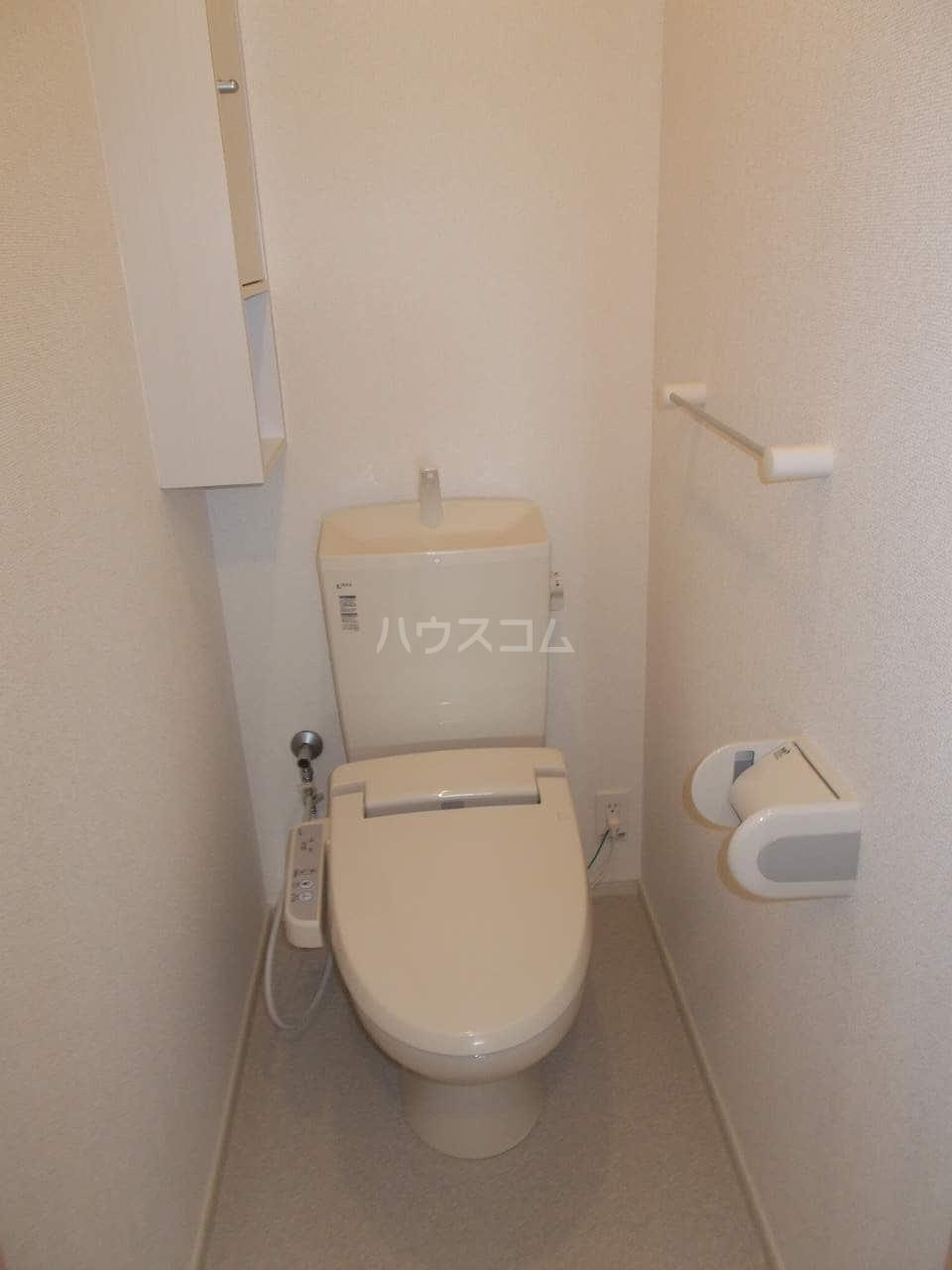 サンパティークMTⅤ 02020号室のトイレ