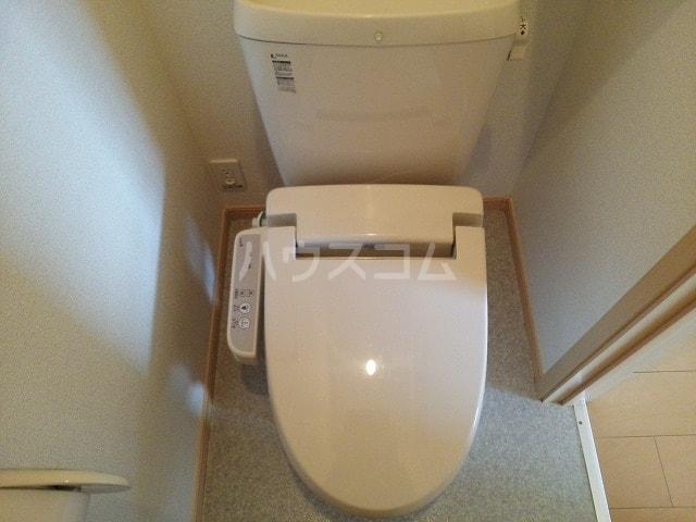 サン・ルーツ B 02010号室のトイレ