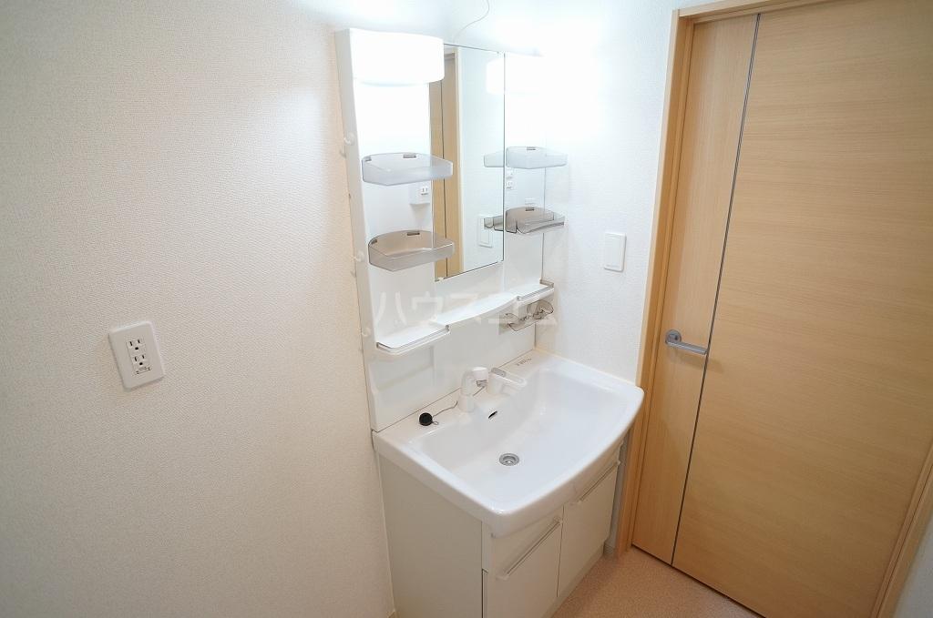 レガーロ Ⅳ番館 02010号室の洗面所