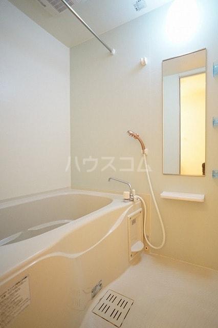 ロイデ ナチューレ A 01030号室の風呂