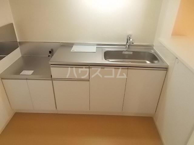 サンシャイン 02030号室のキッチン