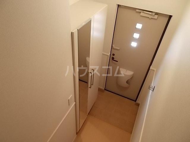 サンシャイン 02030号室の玄関