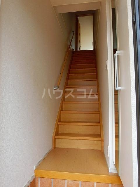 ベルテラスⅡ 02050号室のリビング