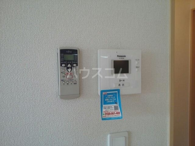 プラシードⅢ番館 02010号室のセキュリティ