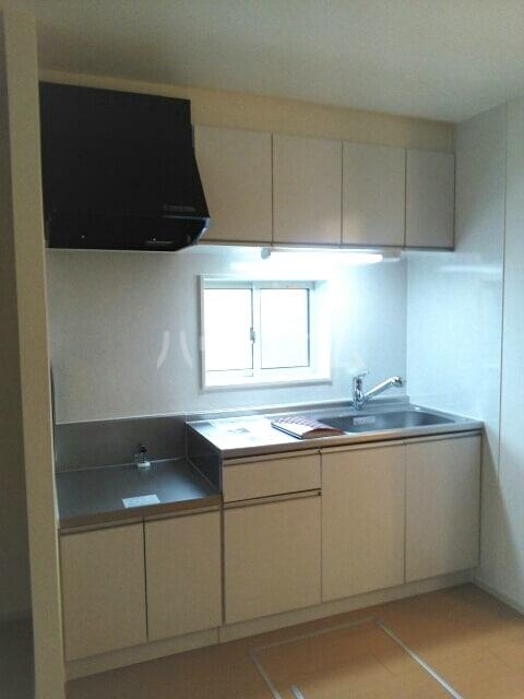 ブライトパークⅢ 01020号室のキッチン