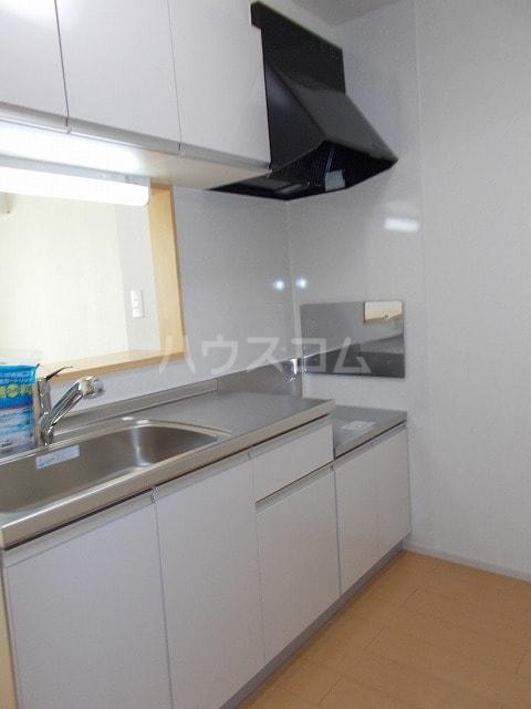 Cosmos Ⅱ 02010号室のキッチン
