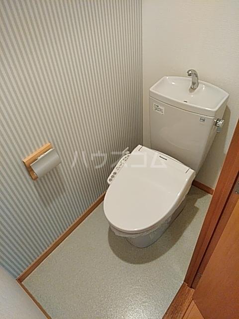 Primavera 202号室のトイレ