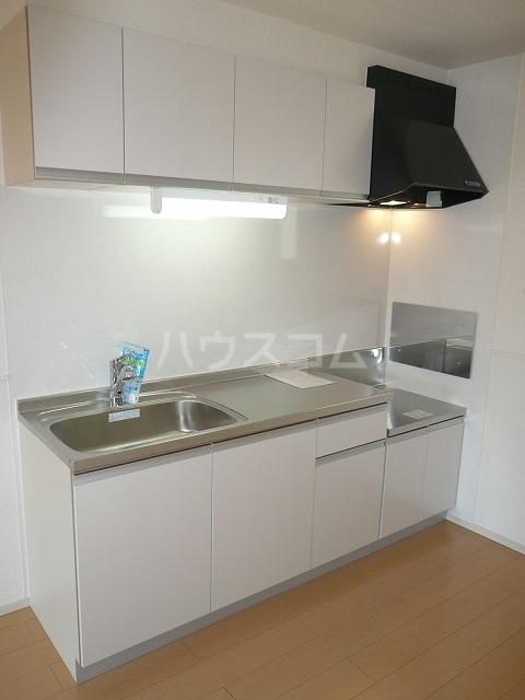 ラザレ 02020号室のキッチン