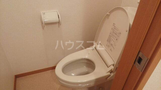ティーエスタウン C 02020号室のトイレ