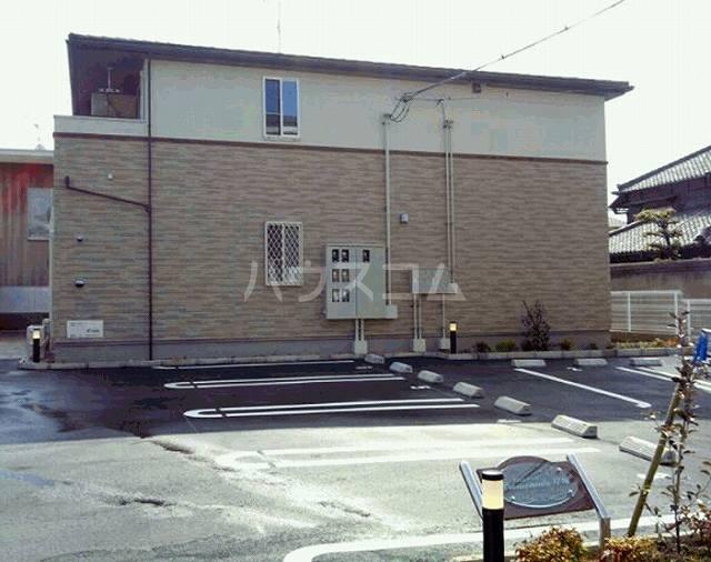 プロムナード 岸城 01010号室の外観
