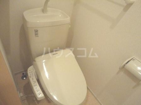 ヨットン・ハウスⅢ 01020号室のトイレ