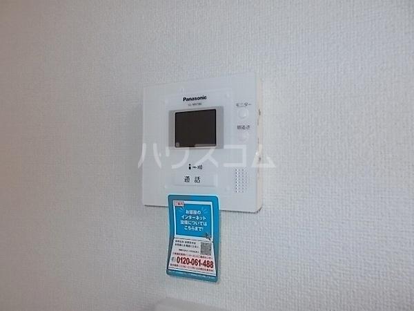 カーサ・プラシードA 02010号室のセキュリティ
