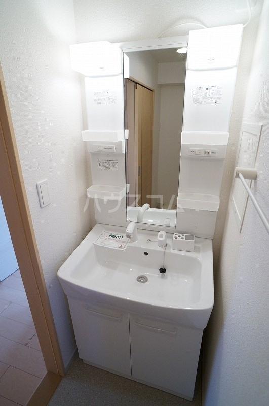 カーサ・プラシードA 02010号室の風呂