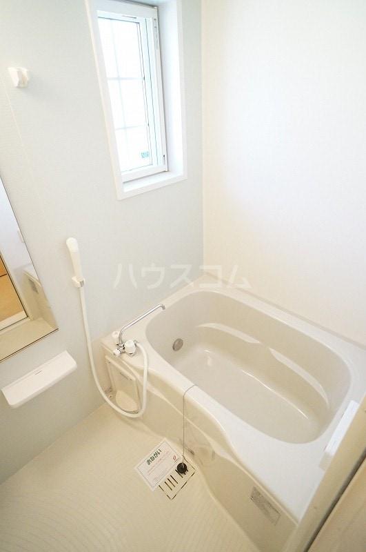 カーサ・プラシードA 02010号室のトイレ