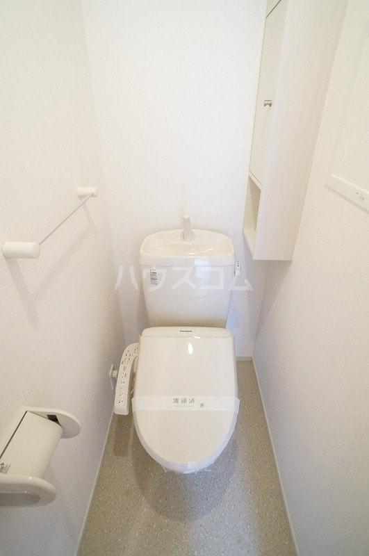 カーサ・プラシードA 02010号室の洗面所