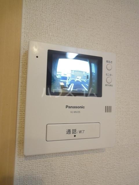 シルバーグラスB 01020号室のセキュリティ
