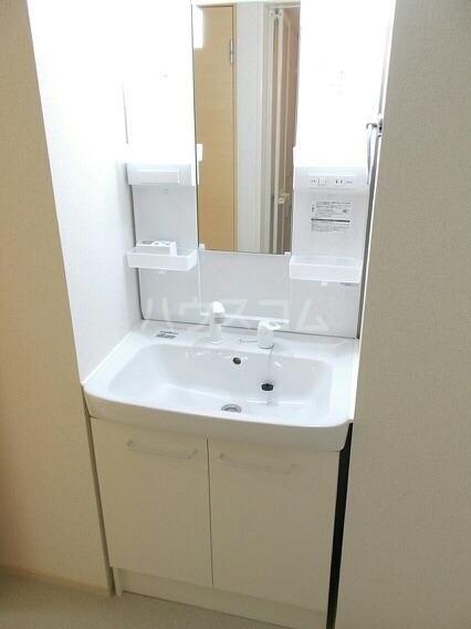 メゾン・フラン 01010号室の洗面所