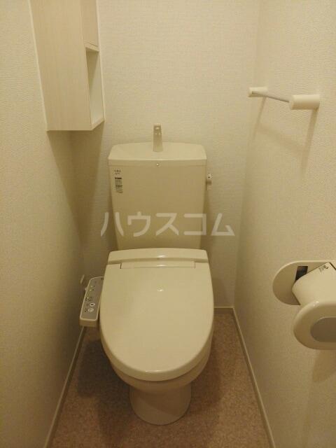 サリナス 03020号室のトイレ