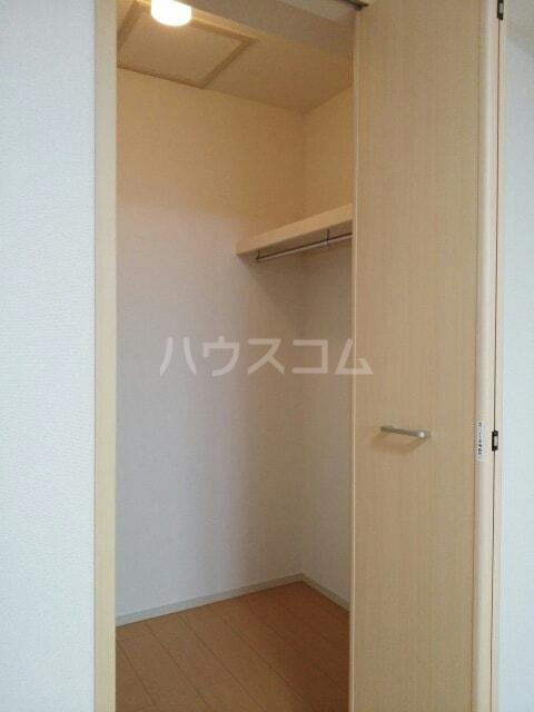 サリナス 03020号室の収納