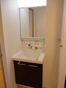 エアリス 01010号室の洗面所