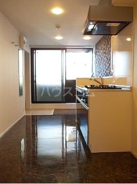 エアリス 01010号室の玄関